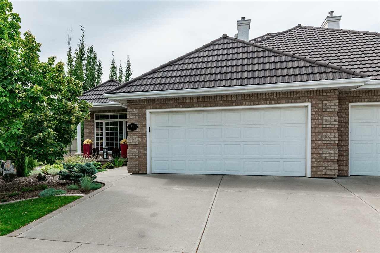 Main Photo: 1330 119B Street in Edmonton: Zone 16 House Half Duplex for sale : MLS®# E4171498