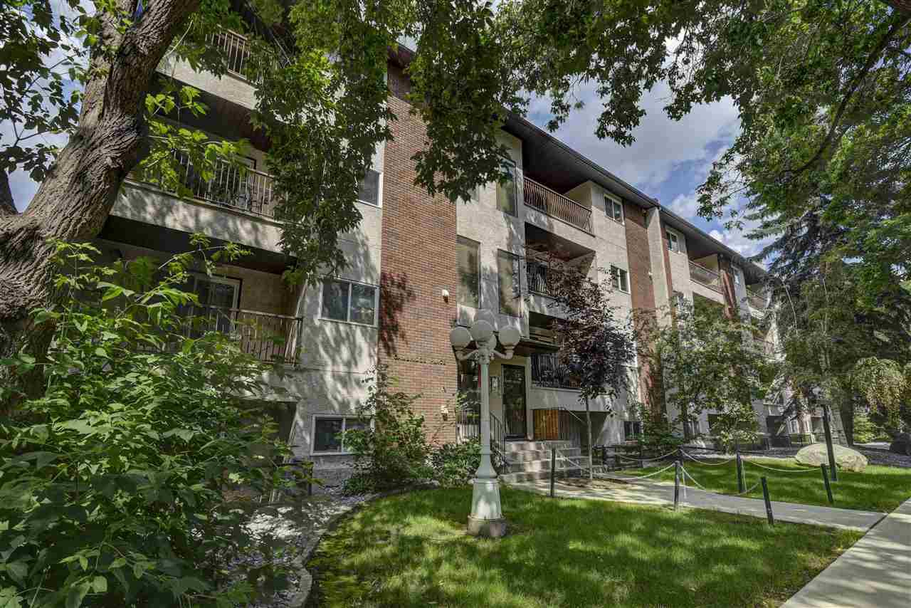 Main Photo: 4 10520 80 Avenue in Edmonton: Zone 15 Condo for sale : MLS®# E4189672