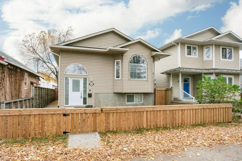 Main Photo: 12031 91 Street in Edmonton: Zone 05 House for sale : MLS®# E4218537