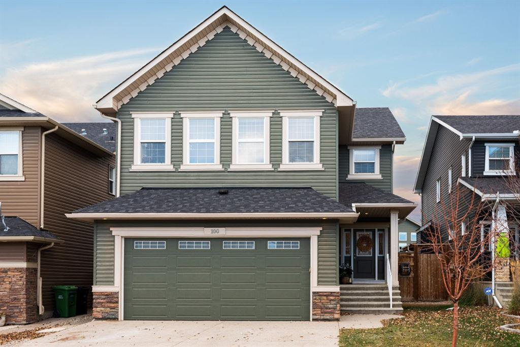 Main Photo: 100 Evansfield Place NW in Calgary: Evanston Detached for sale : MLS®# A1046587