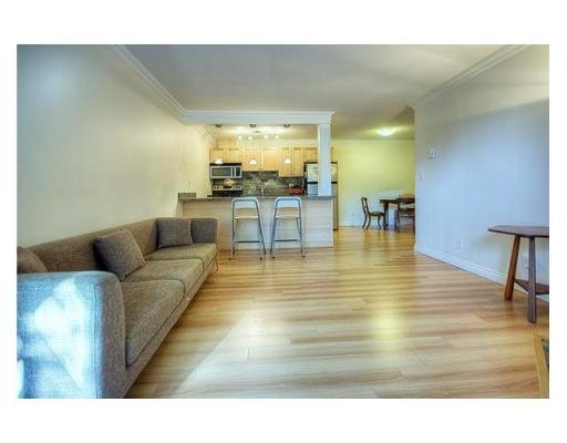 Main Photo: # 301 1550 BARCLAY ST in Vancouver: Condo for sale : MLS®# V855419