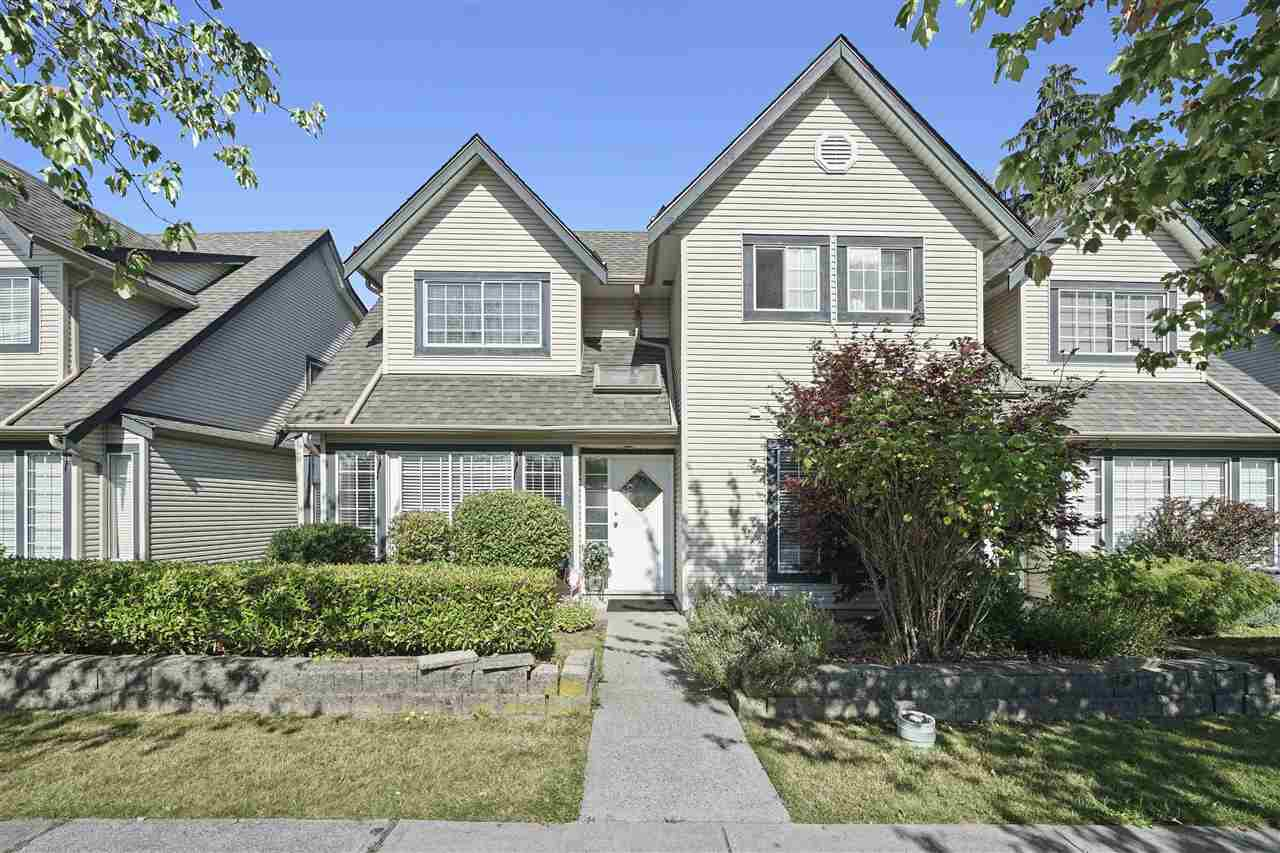 "Main Photo: 14 11536 236 Street in Maple Ridge: Cottonwood MR Townhouse for sale in ""Kanaka Mews"" : MLS®# R2399906"