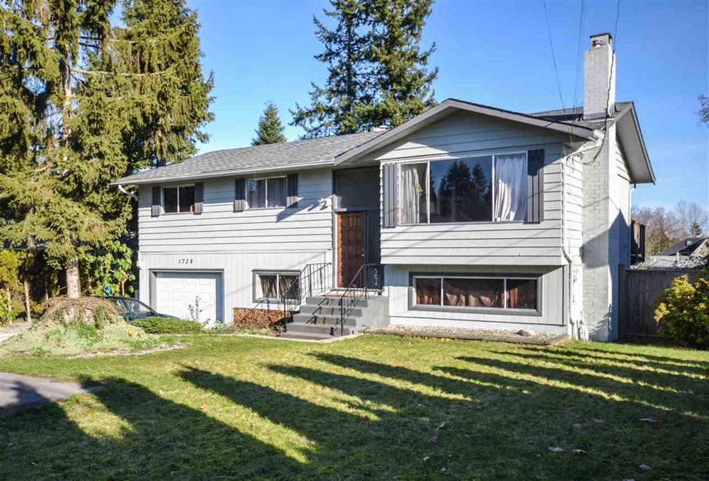 Main Photo: 1728 156 Street in : King George Corridor House for sale (South Surrey White Rock)