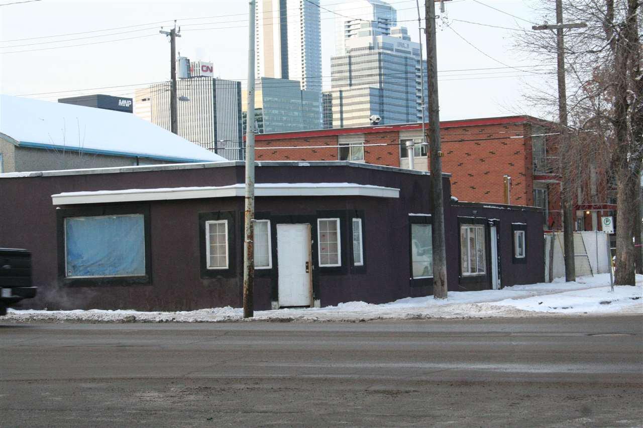Main Photo: 10630 95 Street in Edmonton: Zone 13 Retail for sale : MLS®# E4181761