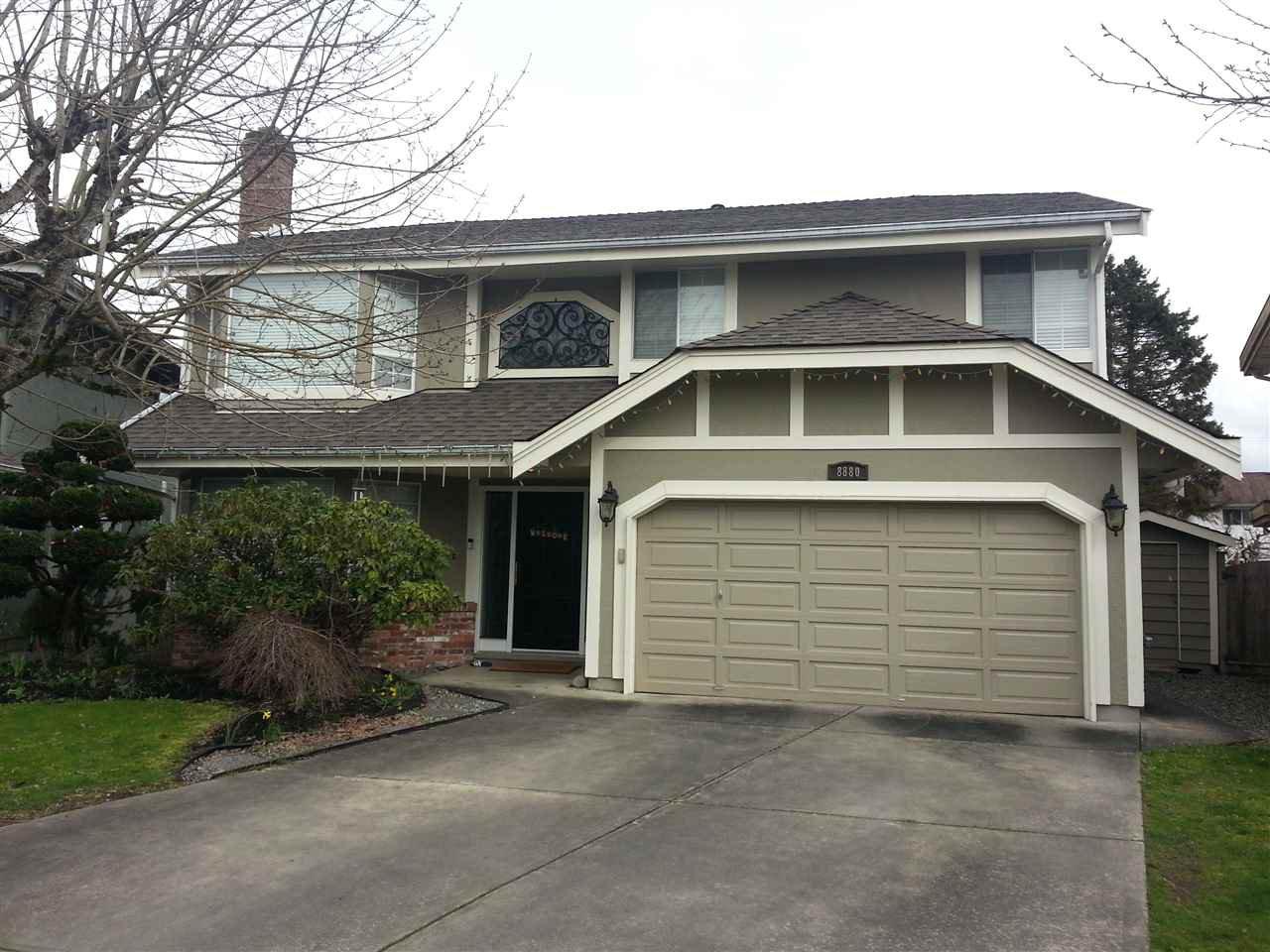 Main Photo: 8880 ALLISON STREET in : Garden City House for sale : MLS®# R2043478