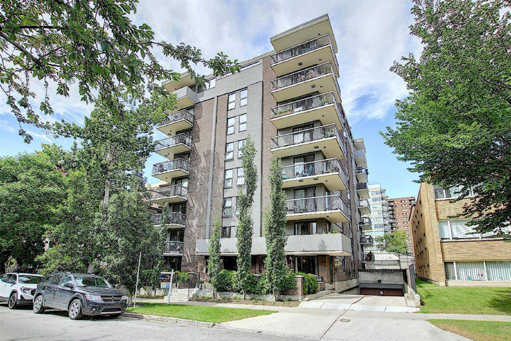 Main Photo: 202 616 15 Avenue SW in Calgary: Beltline Apartment for sale : MLS®# A1013715