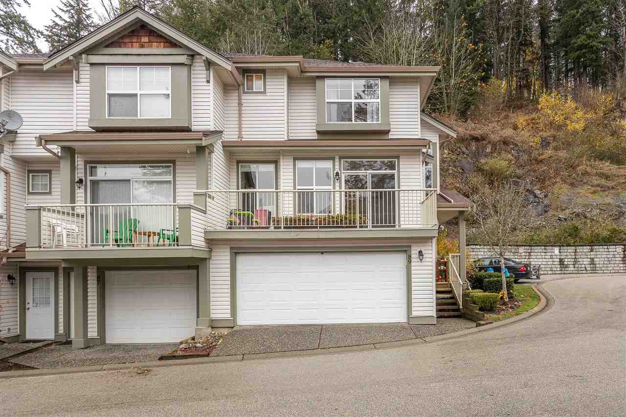 Main Photo: 89 35287 OLD YALE ROAD in Abbotsford: Abbotsford East Townhouse for sale : MLS®# R2518053