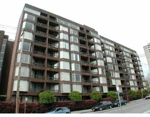 "Main Photo: #710-950 Drake in Vancouver: Downtown VW Condo for sale in ""Anchor Point"" (Vancouver West)  : MLS®# V366297"