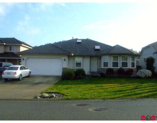 Main Photo: 2686 CHAPMAN Place in Abbotsford: Abbotsford East House for sale : MLS®# F2729623