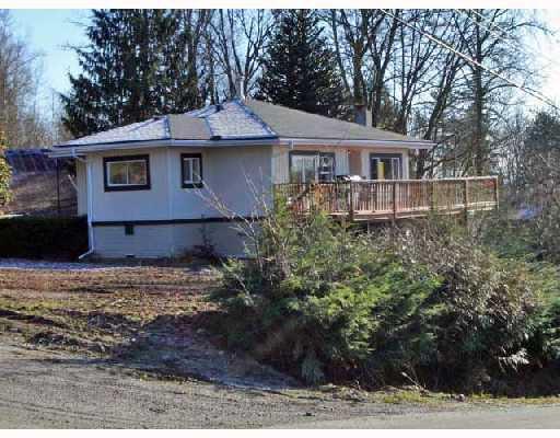Main Photo: 9678 SPILLSBURY Road in Maple_Ridge: Thornhill House for sale (Maple Ridge)  : MLS®# V685554