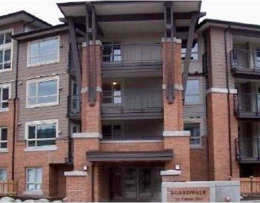 "Main Photo: 320 700 KLAHANIE Drive in Port_Moody: Port Moody Centre Condo for sale in ""BOARDWALK"" (Port Moody)  : MLS®# V688610"