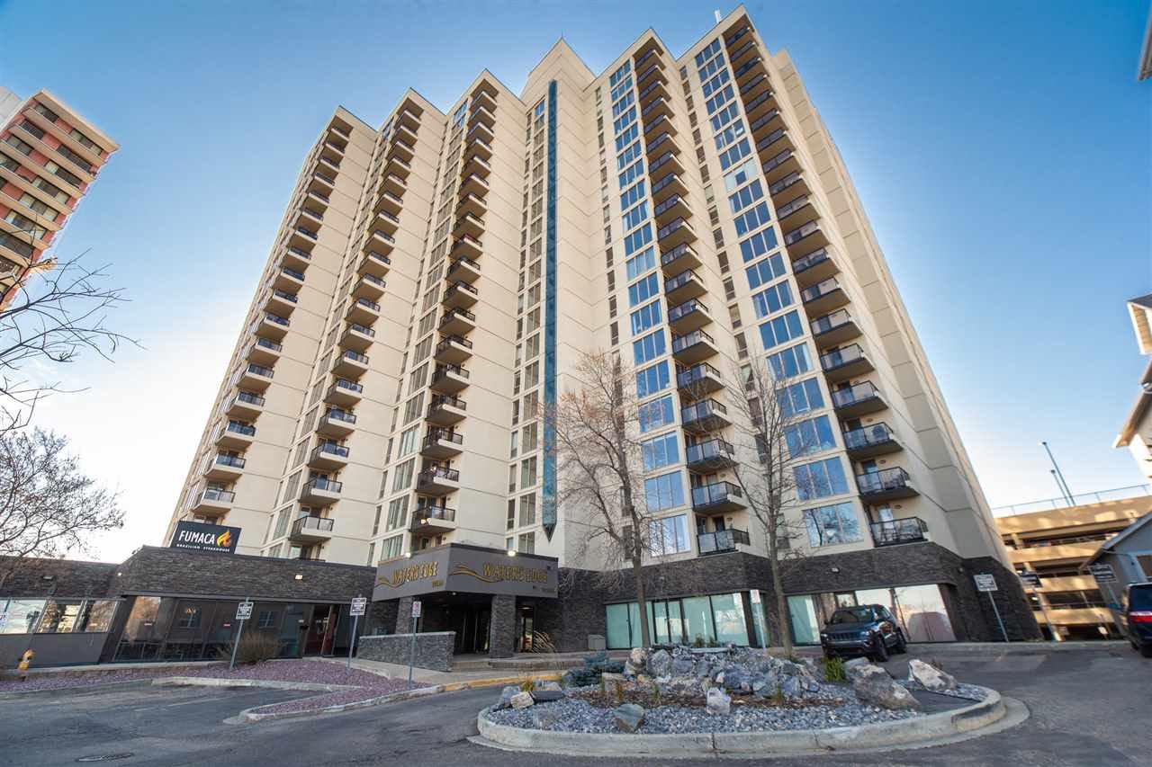 Main Photo: 503 10149 Saskatchewan Drive in Edmonton: Zone 15 Condo for sale : MLS®# E4184089