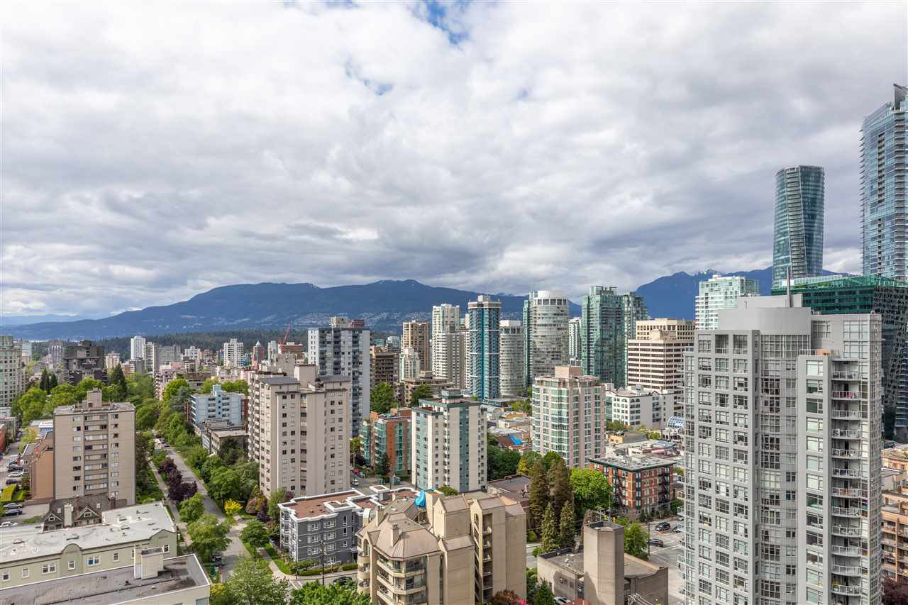 """Main Photo: 2205 1028 BARCLAY Street in Vancouver: West End VW Condo for sale in """"PATINA"""" (Vancouver West)  : MLS®# R2459180"""