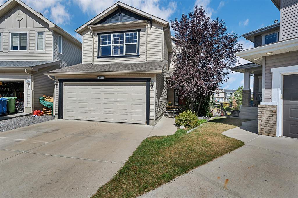 Main Photo: 154 SAGEWOOD Landing SW: Airdrie Detached for sale : MLS®# A1028498