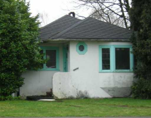 Main Photo: 2396 W 16TH Ave in Vancouver: Arbutus House for sale (Vancouver West)  : MLS®# V635703