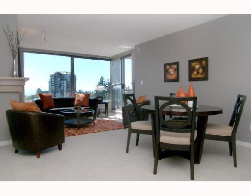 "Photo 3: Photos: 1101 5639 HAMPTON Place in Vancouver: University VW Condo for sale in ""THE REGENCY"" (Vancouver West)  : MLS®# V658384"
