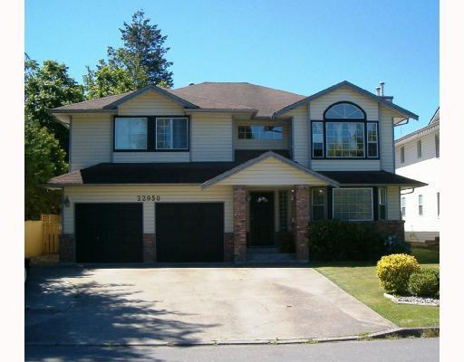 Main Photo: 22950 Purdey Avenue in Maple_Ridge: East Central House for sale (Maple Ridge)  : MLS®# V659498