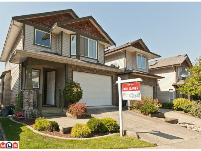 Main Photo: 22 8888 216th Street in Langley: Walnut Grove House for sale : MLS®# F1122328