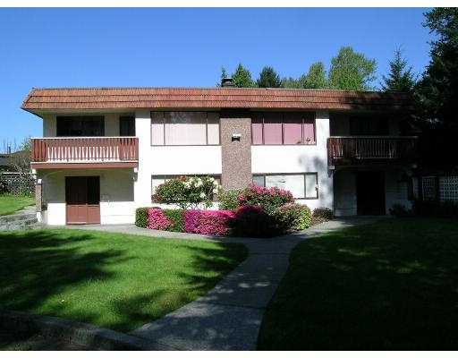 Main Photo: 1251 - 1253 ALDRIN PL in Burnaby: Sperling-Duthie House Duplex for sale (Burnaby North)  : MLS®# V588440
