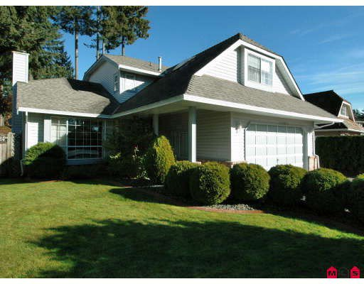 "Main Photo: 12267 S BOUNDARY Drive in Surrey: Panorama Ridge House for sale in ""Boundary Park"" : MLS®# F2727296"
