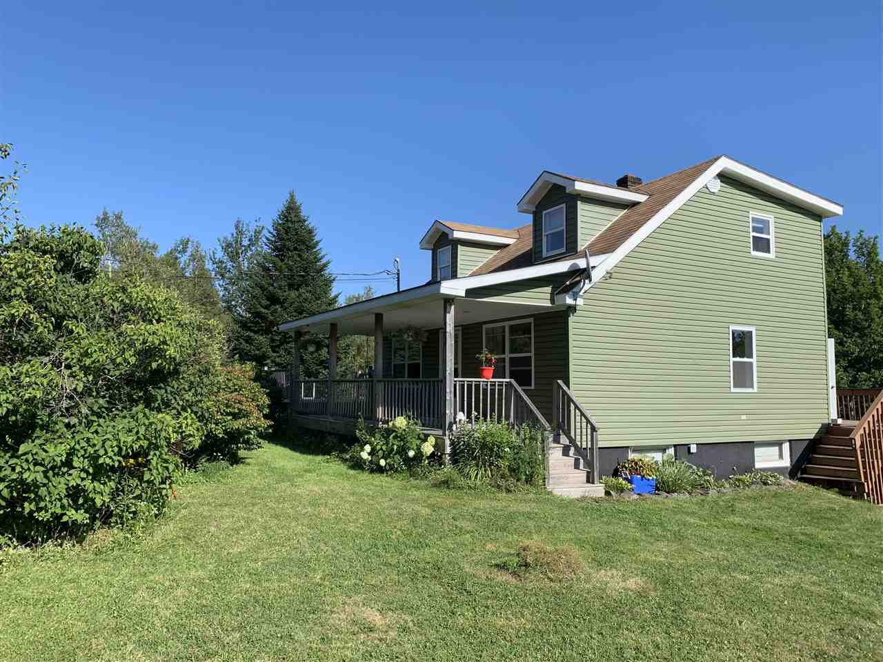 Main Photo: 304 Frasers Mountain Branch Road in Frasers Mountain: 108-Rural Pictou County Residential for sale (Northern Region)  : MLS®# 201921063