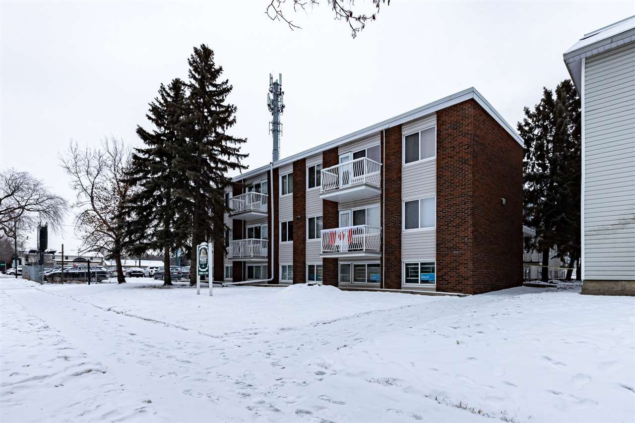 Main Photo: 3 10635 114 Street NW in Edmonton: Zone 08 Condo for sale : MLS®# E4182338