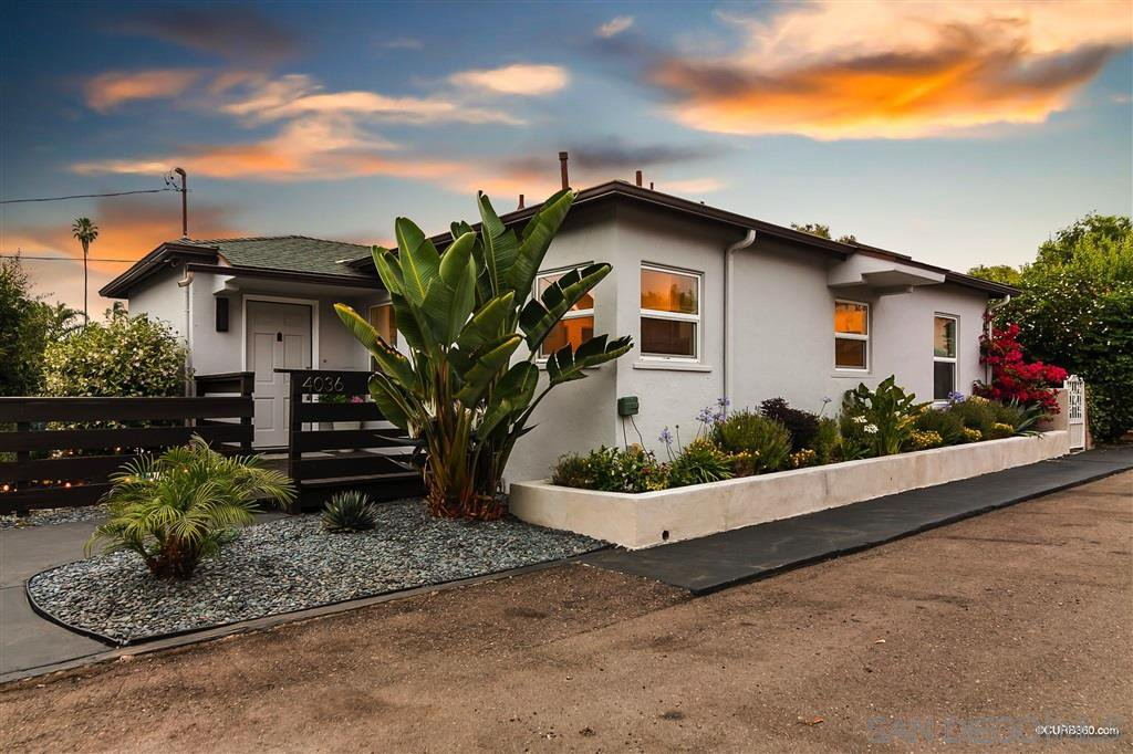 Main Photo: KENSINGTON House for sale : 3 bedrooms : 4036 Terrace Court in San Diego