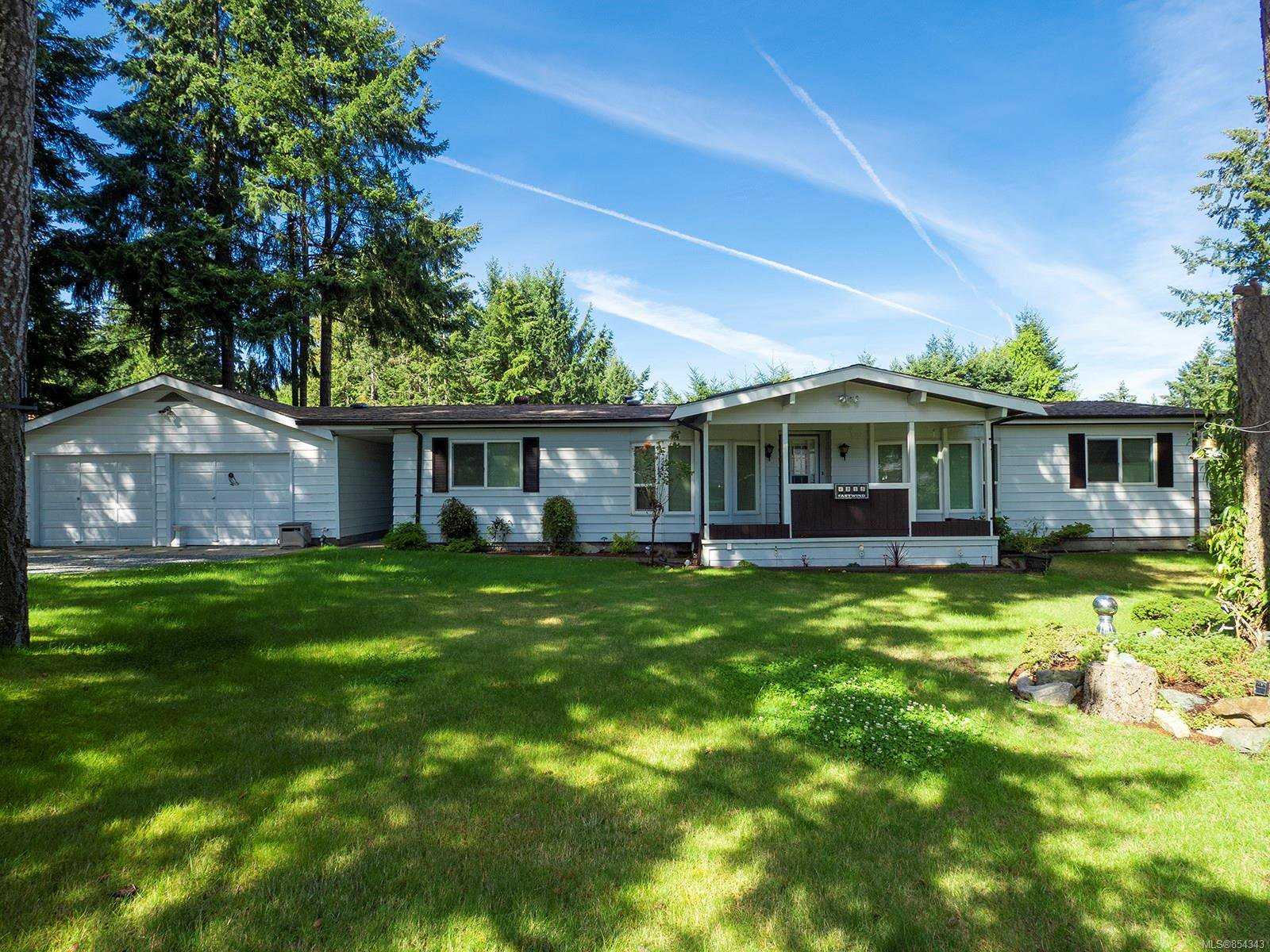 Main Photo: 6913 Eastwind Dr in : Na Upper Lantzville Manufactured Home for sale (Nanaimo)  : MLS®# 854343