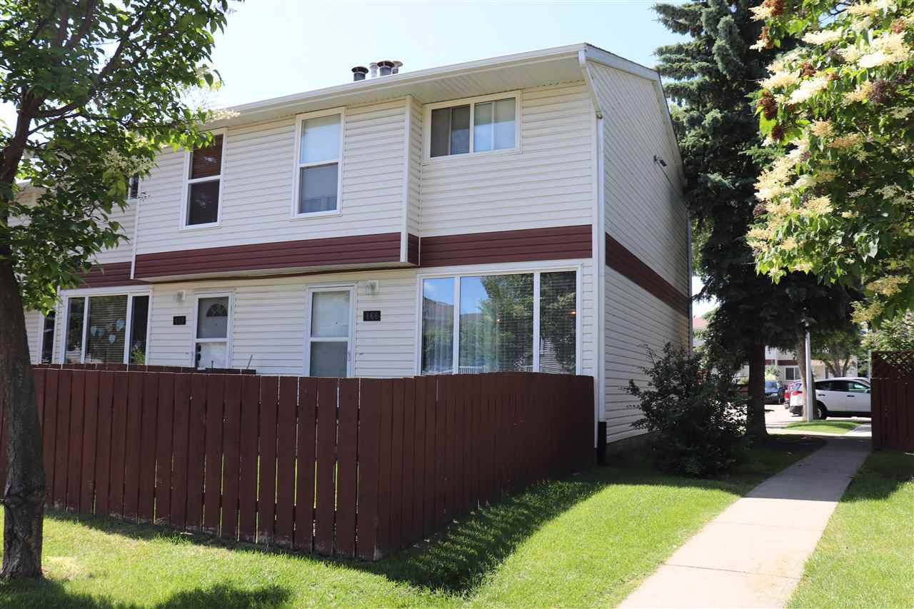 Main Photo: 466 CLAREVIEW Road in Edmonton: Zone 35 Townhouse for sale : MLS®# E4212076