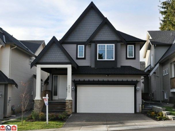 Main Photo: 6817 199A St. in Langley: Willoughby Heights House for sale : MLS®# F1027258