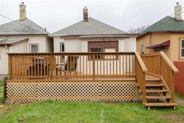 Photo 19: Photos: 576 Redwood Avenue in Winnipeg: North End Residential for sale (4A)  : MLS®# 1926788