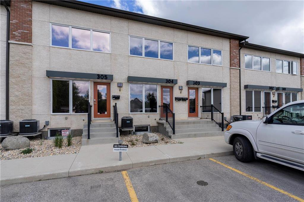 Main Photo: 304 80 Rougeau Garden Drive in Winnipeg: Mission Gardens Condominium for sale (3K)  : MLS®# 202014496