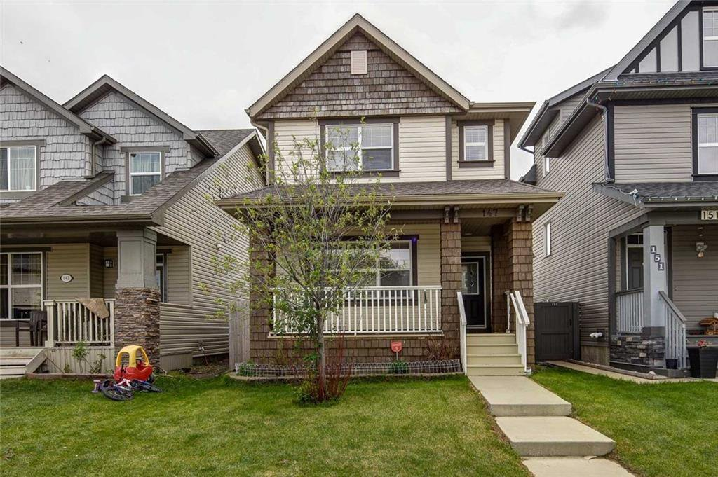 Main Photo: 147 SKYVIEW SPRINGS Gardens NE in Calgary: Skyview Ranch Detached for sale : MLS®# C4303671