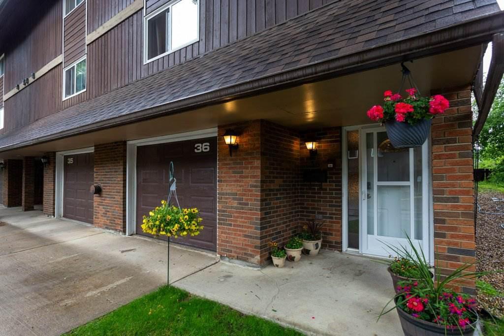 Main Photo: 36 Glaewyn Estates: St. Albert Townhouse for sale : MLS®# E4204462
