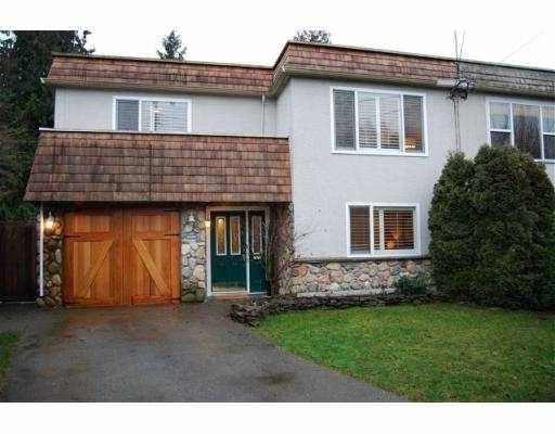 Photo 1: Photos: 5860 16A Avenue in Tsawwassen: Beach Grove House 1/2 Duplex for sale : MLS®# V687194