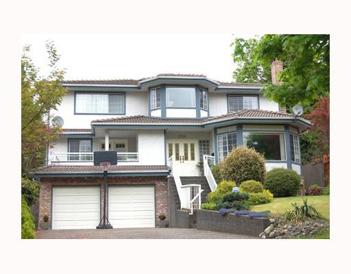 Main Photo: 1339 GLEN ABBEY Drive in Burnaby: Simon Fraser Univer. House for sale (Burnaby North)  : MLS®# V709741