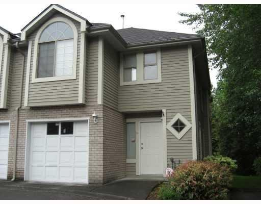 Main Photo: # 18 2801 ELLERSLIE AV in Burnaby: Condo for sale : MLS®# V716466