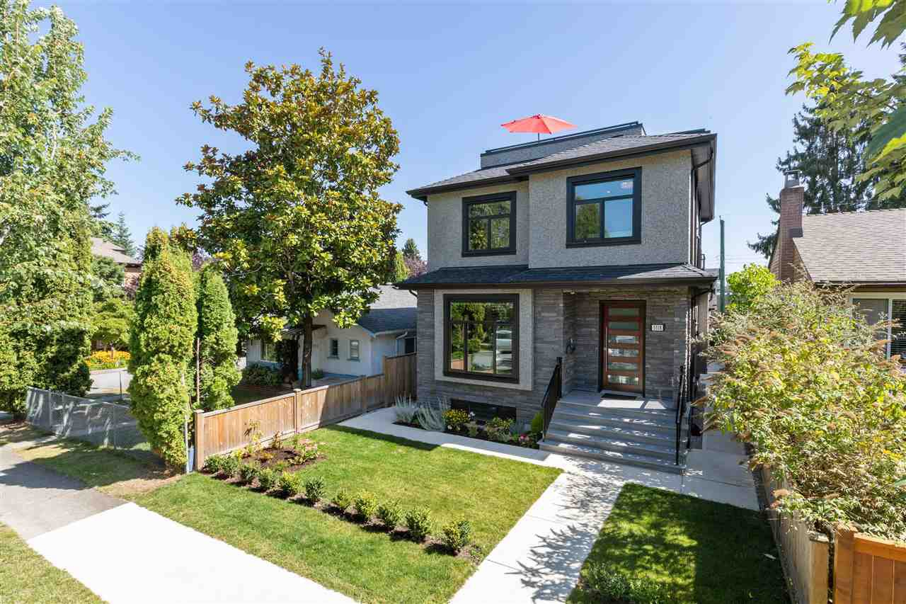 Main Photo: 5318 PRINCE EDWARD Street in Vancouver: Fraser VE House for sale (Vancouver East)  : MLS®# R2401138