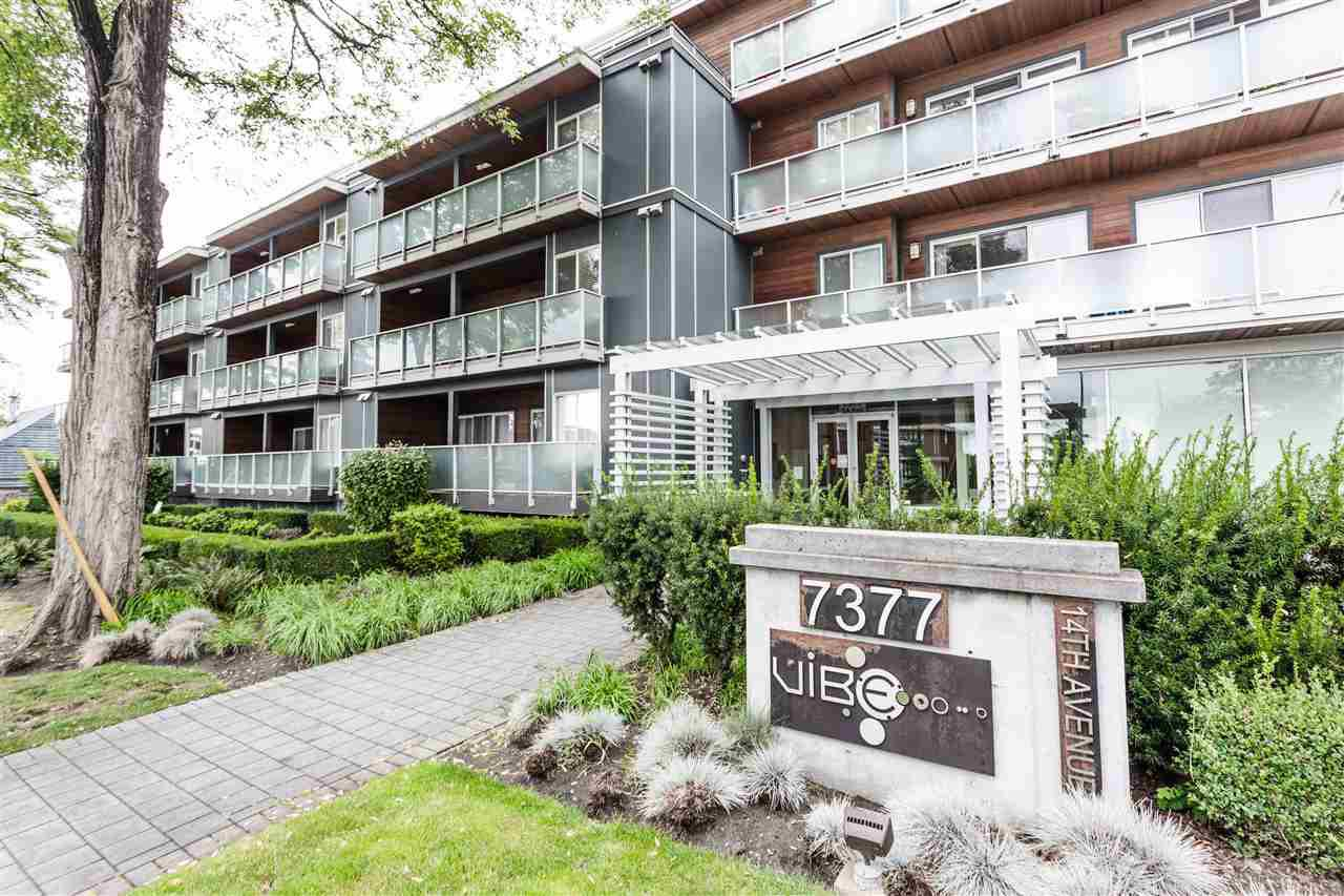 Main Photo: 301 7377 14TH Avenue in Burnaby: Edmonds BE Condo for sale (Burnaby East)  : MLS®# R2404704