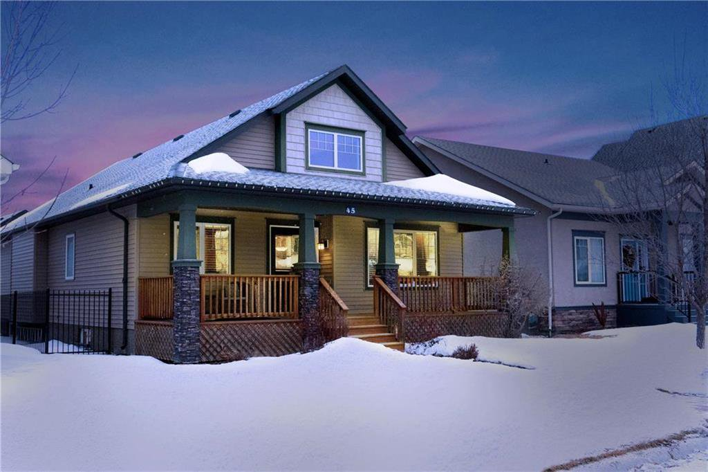 Main Photo: 45 Ranville Road in Winnipeg: Sage Creek Residential for sale (2K)  : MLS®# 202003765