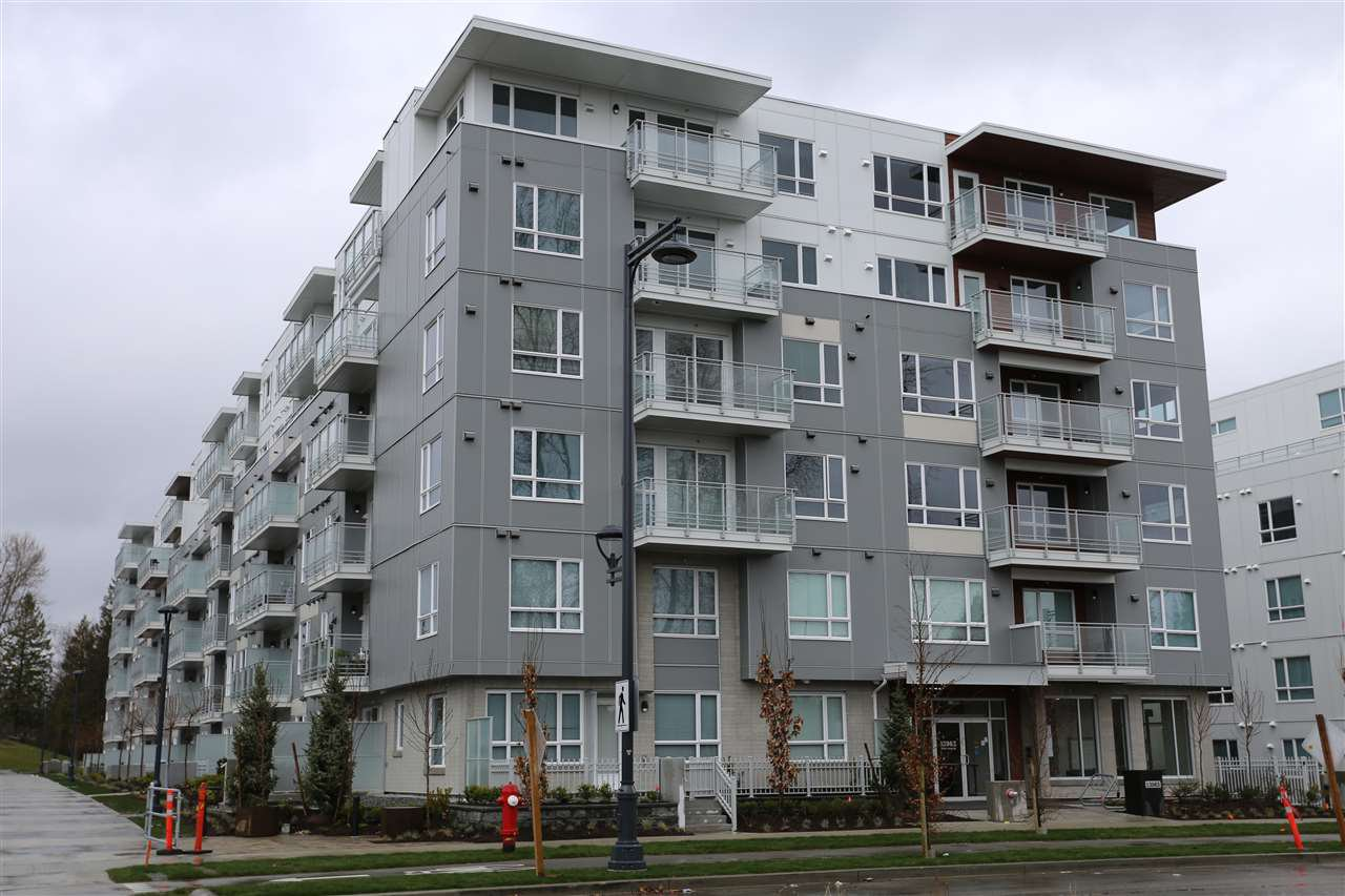 "Main Photo: 212 13963 105 Boulevard in Surrey: Whalley Condo for sale in ""Dwell"" (North Surrey)  : MLS®# R2447933"