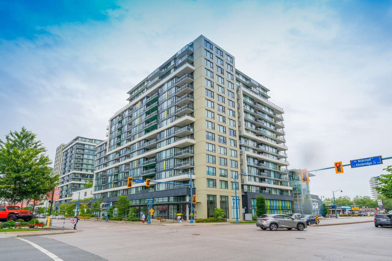 Main Photo: 611 7788 ACKROYD Road in Richmond: Brighouse Condo for sale : MLS®# R2468854