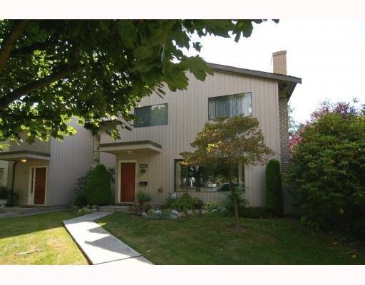 Main Photo: 4843 55B Street in Ladner: Hawthorne Townhouse for sale : MLS®# V782490