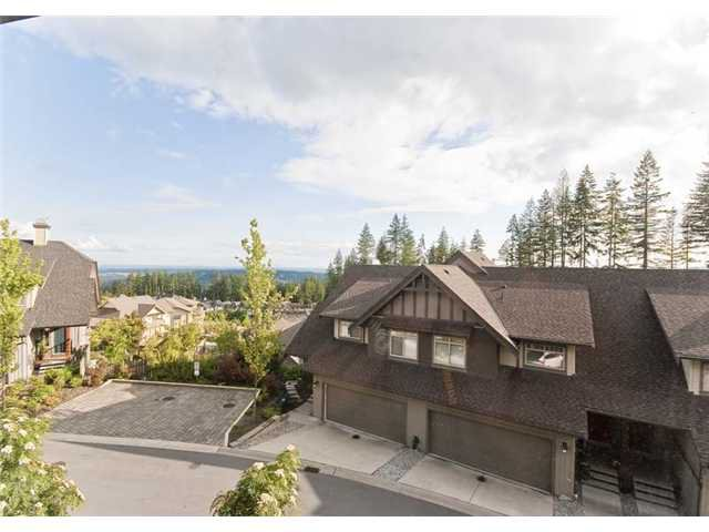 """Main Photo: 14 55 HAWTHORN Drive in Port Moody: Heritage Woods PM Townhouse for sale in """"COBALT SKY"""" : MLS®# V836065"""
