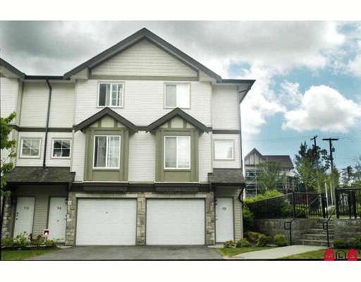 "Photo 1: Photos: 15 14855 100TH Avenue in Surrey: Guildford Townhouse for sale in ""HAMSTED MEWS"" (North Surrey)  : MLS®# F2912881"