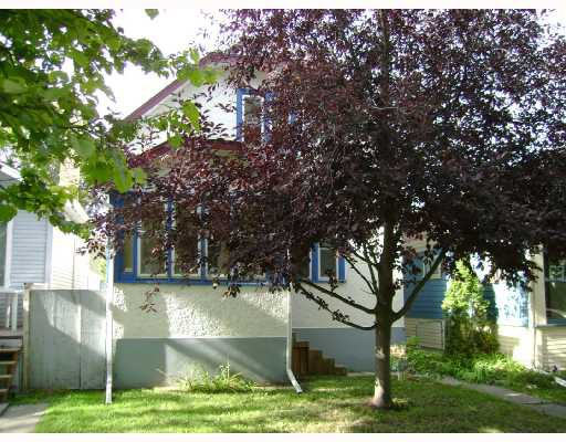 Main Photo: 671 WALKER Avenue in WINNIPEG: Fort Rouge / Crescentwood / Riverview Single Family Detached for sale (South Winnipeg)  : MLS®# 2715805