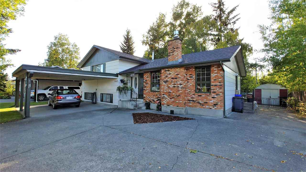 "Main Photo: 6465 SIMON FRASER Avenue in Prince George: Lower College House for sale in ""LOWER COLLEGE HEIGHTS"" (PG City South (Zone 74))  : MLS®# R2405142"
