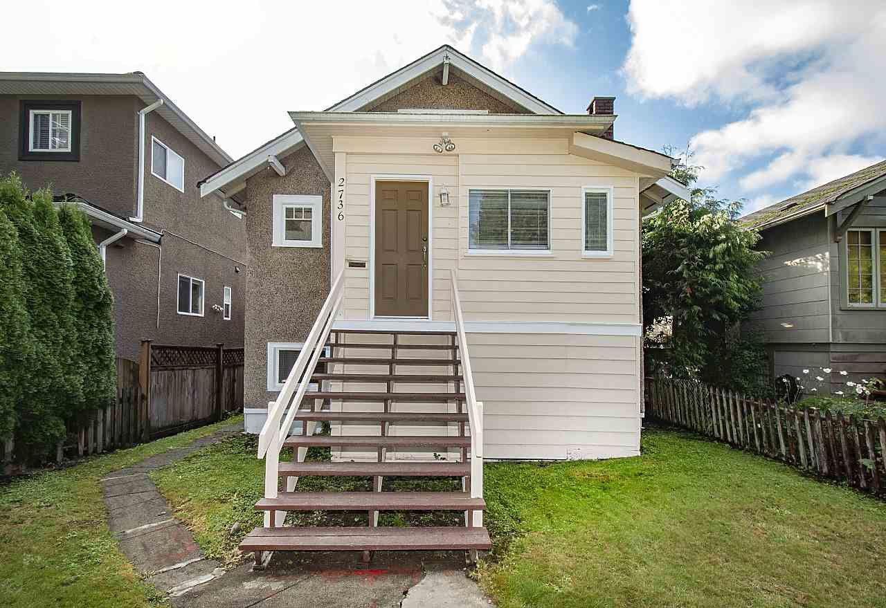Main Photo: 2736 W 41ST Avenue in Vancouver: Kerrisdale House for sale (Vancouver West)  : MLS®# R2408668
