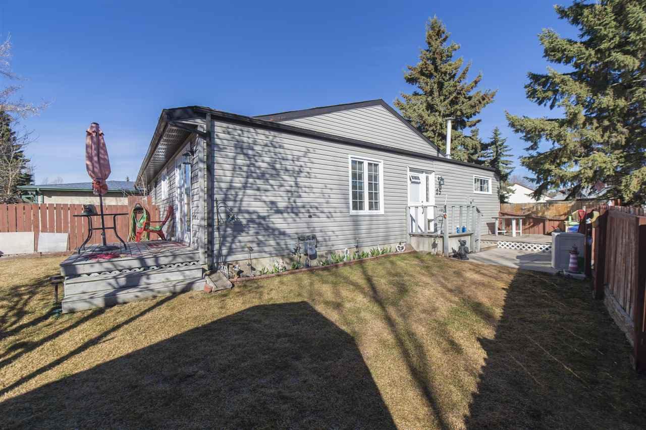 Main Photo: 25 CHUNGO Drive: Devon House Half Duplex for sale : MLS®# E4177561