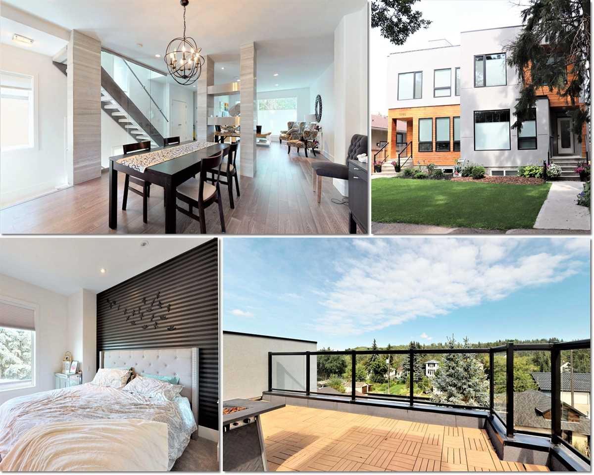 Main Photo: 10143 88 Street in Edmonton: Zone 13 House Half Duplex for sale : MLS®# E4202200